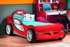 Łóżko dziecięce samochód Cilek Racer Turbo