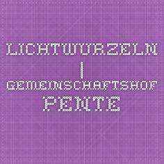 Lichtwurzeln | Gemeinschaftshof Pente Periodic Table, Nth Root, Periodic Table Chart, Periotic Table