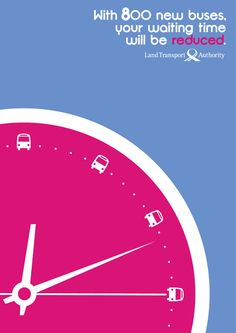 New Bus, Advertising, Ads, Bus Stop, Public Transport, Robots, Transportation, Mood, Robot