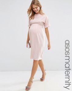 Image 1 of ASOS Maternity Wiggle Dress