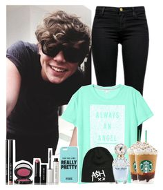 """""""Closed Taglist"""" by hood-irwin-hemmings-clifford ❤ liked on Polyvore featuring J Brand, Victoria's Secret, Bobbi Brown Cosmetics, Marc Jacobs, starbucks and ashtonirwin"""