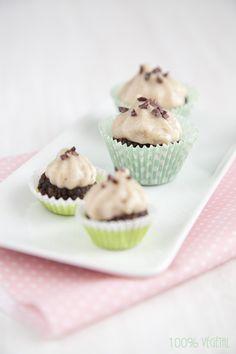 raw vegan cupcakes