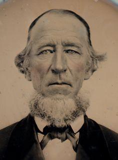 1800s neckbeard.