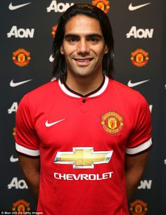 Radamel Falcao is one of Van Gaal's summer transfers to Old Trafford