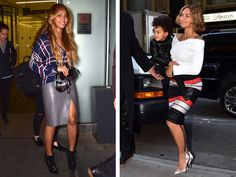 Wear These 3 Fall Must-Haves Like Queen Bey #RueNow