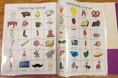 Vocabulary folder