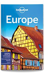 Europe - Plan your trip (PDF Chapter) Lonely Planet 1st edition