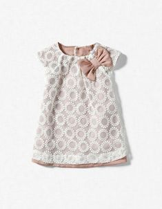 $39.90 Zara Baby. This is such a sweet little dress!!!