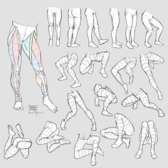 Human Figure Drawing Reference Sketchdump July 2017 [Legs] by DamaiMikaz on DeviantArt - Leg Reference, Body Reference Drawing, Anatomy Reference, Art Reference Poses, Drawing Legs, Body Drawing, Drawing Base, Anatomy Drawing Practice, Cross Contour Line Drawing