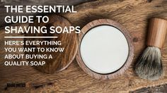 Best Shaving Soap for men. Selecting The Top Shaving Soap For Sensitive Skin And…