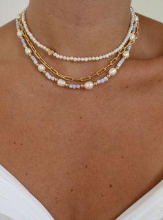 Bead Jewellery, Beaded Jewelry, Jewelery, Jewelry Necklaces, Beaded Bracelets, Trendy Jewelry, Summer Jewelry, Cute Jewelry, Jewelry Accessories
