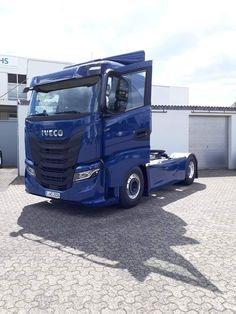 Show Trucks, Big Trucks, Iveco, Customised Trucks, Rigs, Volvo, Trailers, Euro, Transportation