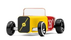 Candylab' s Wooden Toy Cars Harken Back to an Era Gone by