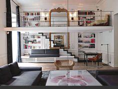 Isabelle Stanislas _ home1 _ on Rue de Rivoli in Paris