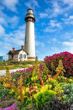 A colorful night at the lighthouse edraderphotography