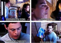 Torchwood quote from The Ghost Machine