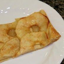 Homemade apple galette from Smitten Kitchen...yummmmmmm