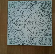 Plaster Art, Motifs, Kaftan, Dyi, Tiles, Oriental, Ornaments, Pattern, Home Decor