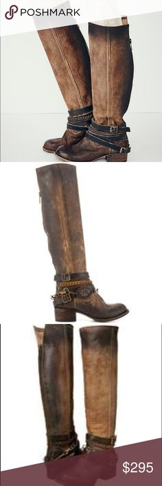 Freebird Aspen Boots Size 7, New Freebird by Steven Shoes Over the Knee Boots