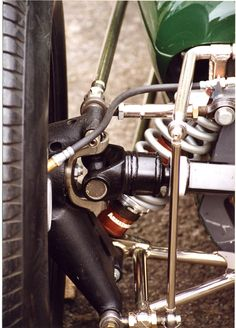 Jim Clark's Indy 500 car.
