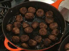 Rachel Ray beer meatballs