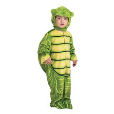 Little Turtle Halloween Costume for Toddler