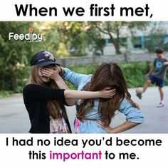 Awesome Memes Compilation Only Legend Will Find Funny Viral bit – OddMeNot Best Friend Quotes Funny, Besties Quotes, Funny Quotes, Funny Memes, Bffs, Friend Jokes, Girly Attitude Quotes, Girly Quotes, Friend Birthday Quotes