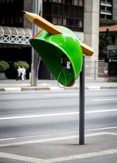 Creative Phone Booth Design