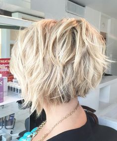 Beautiful Short Shaggy Hairstyles 2018 for A Winning Look