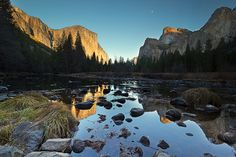Rising Light on the Valley | Yosemite National Park, CA (by Christian Lim)
