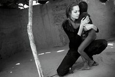 Angelina Jolie really inspires me because she gives back to the world. She is so into helping others. She has such an amazing life and shes so successful but along with that she is very busy but always sets aside time to make a difference in the world.