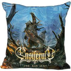 New One Man Army Ensiferum Style throw Pillowcase Custom Home Best Hot Sale #Affiliate