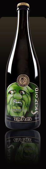 Le nostre birre: Skizoid - Birra Toccalmatto