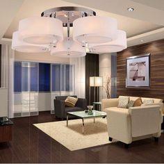 9 Acryl Deckenleuchte Modernen Wohnzimmer Modern