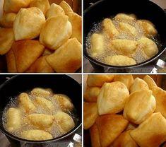 Kazakh Baursaks (Fried Dough)