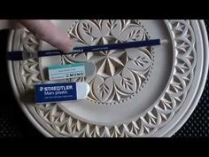 Chip Carving a Plate #6: Finishing - by MyChipCarving @ LumberJocks.com ~ woodworking community