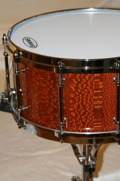 Lacewood Snare Drum