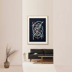 new poster from dorotawatkowska.com New Poster, My Works, Stripes, Graphics, Home Decor, Poster, Decoration Home, Graphic Design, Room Decor