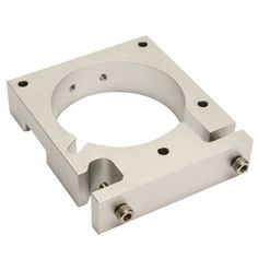 70mm Around CNC Machine Parts Trim Router SpindlE-mount for Shapeoko Bosch Colt