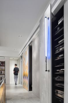 Gallery of Star Wars Home / White Interior Design - 7