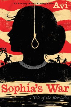 Sophia's War book cover illustrations by Edel Rodriguez