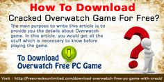 The main purpose to write this article is to provide you the details about Overwatch game. Overwatch is a game which is being famous nowadays because of releasing its latest beta version. All the game lover is downloading it for playing over their PC.