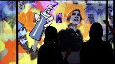 Kinect //ADIDAS Interactive Window Installation on Vimeo