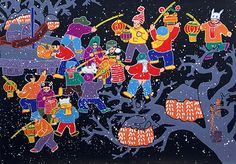 Chinese folk art