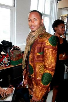 Nubian Fashion