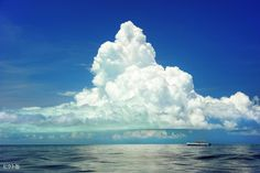 Wallpaper cumulus clouds k HD wallpaper sky sea Nature Free Images, Photo Café, Weather Cloud, Sky Images, Rabindranath Tagore, Cloud Wallpaper, Landscape Photography, Scenery, Boats