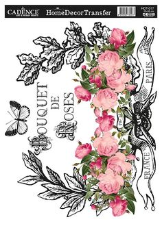 Find this Pin and more on decoupage transfer. Vintage Tags, Vintage Diy, Shabby Vintage, Vintage Labels, Vintage Ephemera, Vintage Paper, Vintage Flowers, Vintage Prints, Shabby Chic