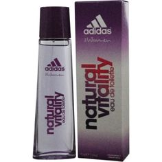 Launched by the design house of Adidas in 2008, ADIDAS NATURAL VITALITY by Adidas for Women posesses a blend of: violet, apple, peach, sage, mandarin, vetiver, jasmine, amber, musk, vanilla pink pepper, bergamot, rose It is recommended for daytime wear.
