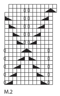 """Sweet Caroline - Set formato da sciarpa e berretto DROPS, ai ferri con motivo traforato, in """"Alpaca"""". - Free pattern by DROPS Design"""