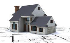 House Building Design Wallpaper